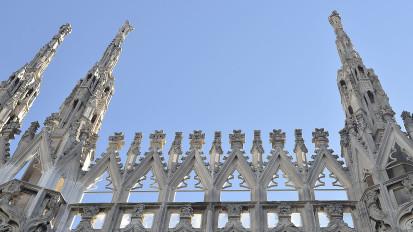 La 136a guglia del Duomo