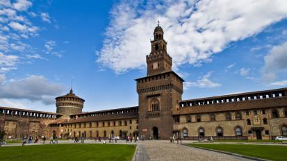 La Pinacoteca e i Musei del Castello