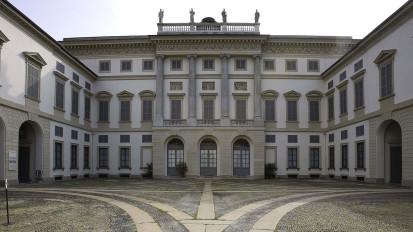 Il Museo dell'800, Villa Reale GAM